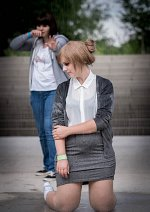 Cosplay-Cover: Kate Marsh