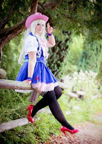 Cosplay-Cover: Sheryl Nome [Cowgirl]