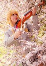 Cosplay-Cover: Kaori [Schuluniform]