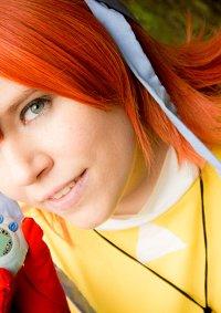 Cosplay-Cover: Sora Takenouchi