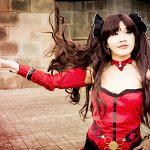 Cosplay: Tohsaka Rin - Formal Craft
