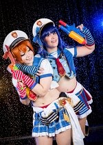 Cosplay-Cover: Umi [Marine idolized]