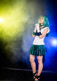 Cosplay-Cover: Super Sailor Neptune
