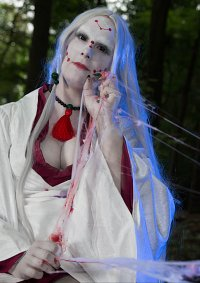 Cosplay-Cover: Spider Mother