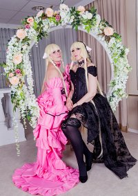 Cosplay-Cover: Chii [Pink Flower Dress]