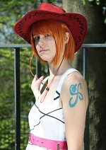 Cosplay-Cover: Nami [Crown Island / Movie 3]