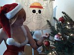Cosplay-Cover: Nami [Christmas]