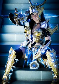 Cosplay-Cover: Protoss Barbar