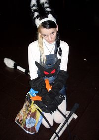 Cosplay-Cover: Cleo als Lombax