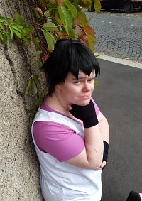 Cosplay-Cover: Videl (Short Hair)