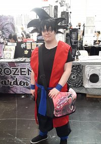 Cosplay-Cover: Son-Goku (Xeno)