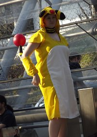 Cosplay-Cover: Ampharos