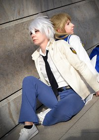 Cosplay-Cover: Soul Eater Evans [Spartoi]
