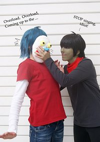 Cosplay-Cover: Murdoc Niccals [STYLO]