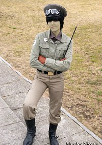 Cosplay-Cover: Murdoc Niccals [Dirty Harry]