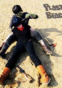 Cosplay-Cover: Murdoc Niccals [Plastic Beach]