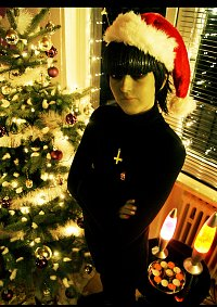 Cosplay-Cover: Murdoc Niccals [Christmas Version]