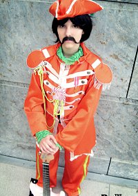 Cosplay-Cover: George Harrison [Sgt. Pepper's Lonely Hearts Club]