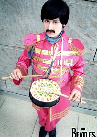 Cosplay-Cover: Ringo Starr [Sgt. Pepper's Lonely Heart Club Band]