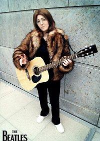 Cosplay-Cover: John (Winston) Lennon [ Roof Top Concert - 1969]