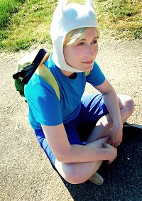 Cosplay-Cover: Finn the Human [Adventure Time]