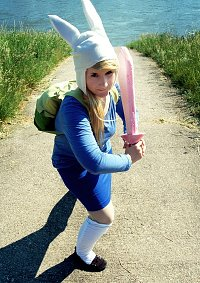Cosplay-Cover: Fionna The Human Girl (Adventure Time)