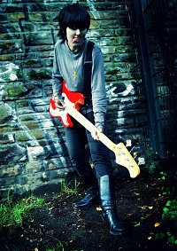 Cosplay-Cover: Murdoc Niccals [without cape]