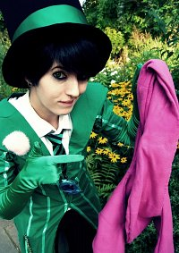 Cosplay-Cover: The Once-ler (Greed-ler) [ The Lorax ]