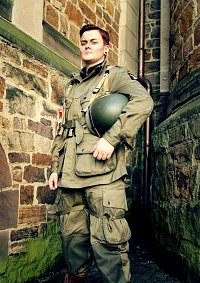 Cosplay-Cover: Lieutenant Richard D. Winters [Band of Brothers]