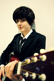 Cosplay-Cover: George Harrison ● Suit