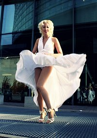 Cosplay-Cover: Marilyn Monroe [The Seven Year Itch]