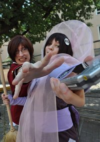 Cosplay-Cover: Elcy