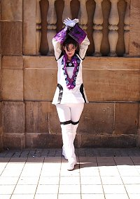 Cosplay-Cover: Paine (White Mage)
