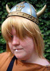 Cosplay-Cover: Snorre