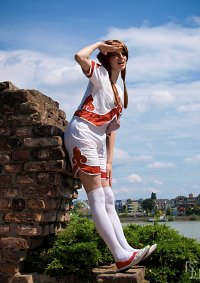 Cosplay-Cover: Misaki (Clamp in 3D Land)[Cos 35]