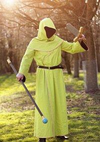 Cosplay-Cover: Magicka - Green Wizard