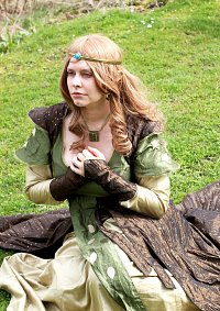 Cosplay-Cover: Asereth Dwen' Ethuîn - Nature's Warden