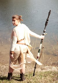 Cosplay-Cover: Rey - Scavenger
