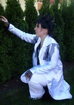 Cosplay-Cover: Shim Changmin (Tri-Angle) (White Version)