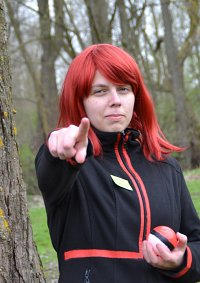 Cosplay-Cover: Silver