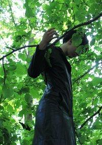 Cosplay-Cover: Jin Kazama [Lederoutfit] (vernichtet)