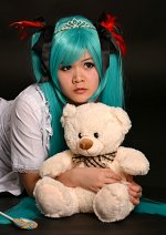 Cosplay-Cover: Hatsune Miku (World is Mine)
