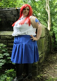 Cosplay-Cover: Erza Scarlet [Casual]
