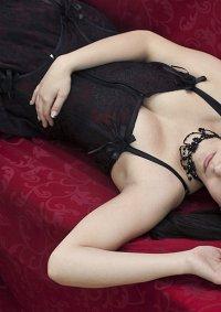 Cosplay-Cover: Vampir Lady Kayla