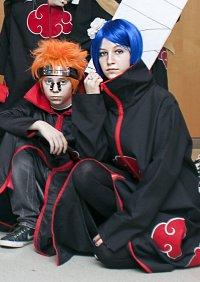 Cosplay-Cover: Konan (Akatsuki-Version)