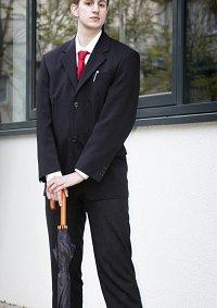 Cosplay-Cover: Mycroft Holmes [BBC]