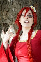 Cosplay-Cover: Grell Sutcliff ~ Ophelia \m/