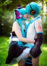 Cosplay-Cover: Hatsune Mikuo - Basic