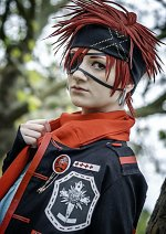 Cosplay-Cover: Lavi [3rd Uniform] IKIMASHÔ stage costume