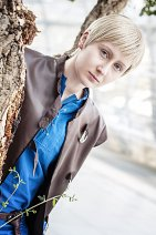 Cosplay-Cover: Arthur Pendragon